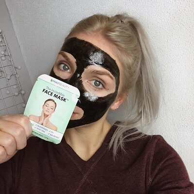 Esmee Linden and MayBeauty's Incredible Face Mask